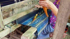 katoenen-sjaal-weefgetouw