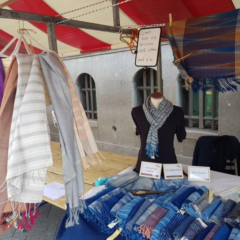 selectie sjaals
