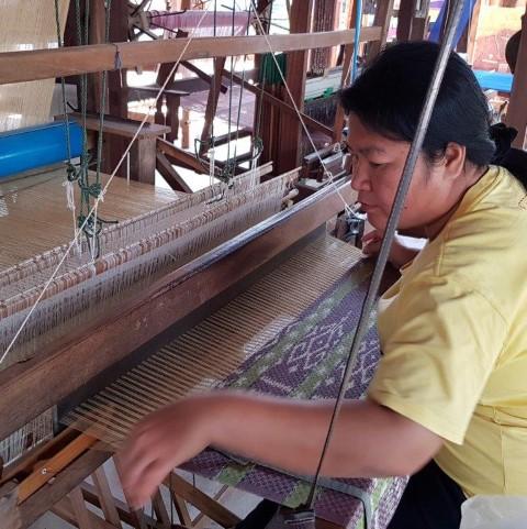 het verhaal van de katoenen sjaals