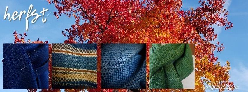 sjaal voor de herfst