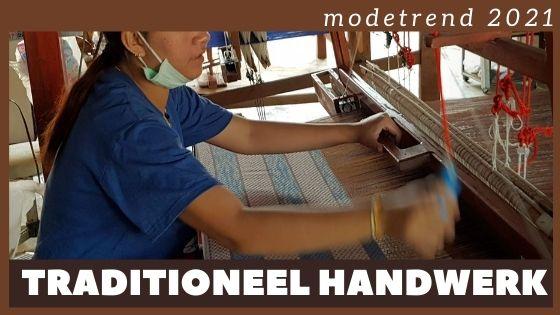 traditioneel handwerk